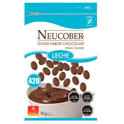 Cobertura Chocolate Leche