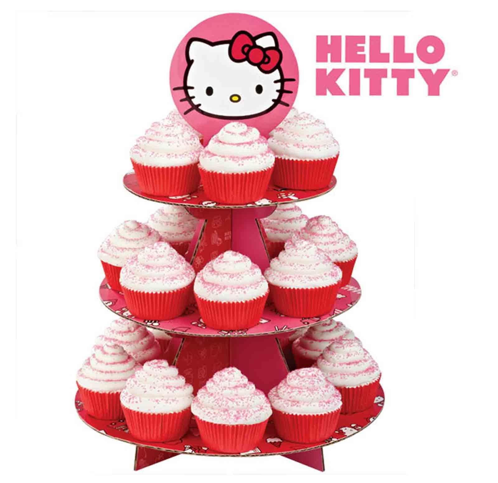 Soporte para Cupcakes Hell