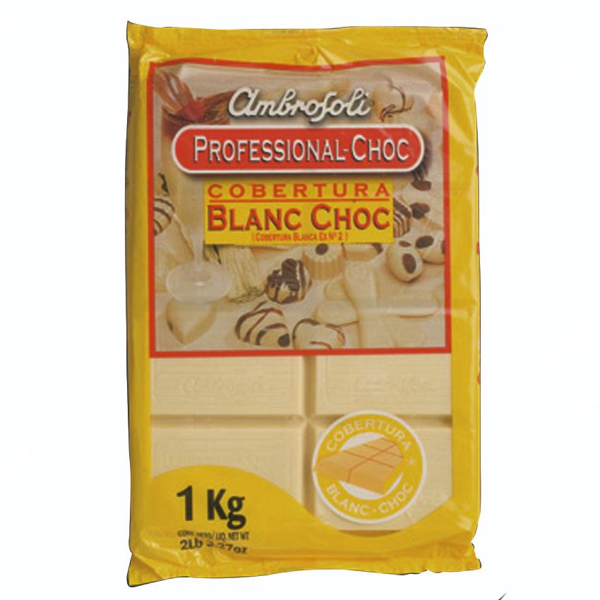 Cobertura Blanc Choc 1 Kil