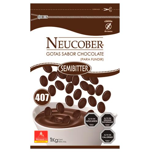 Cobertura Chocolate Semibi