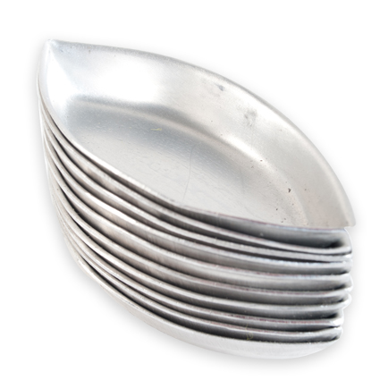 Molde Mini Lancha Aluminio
