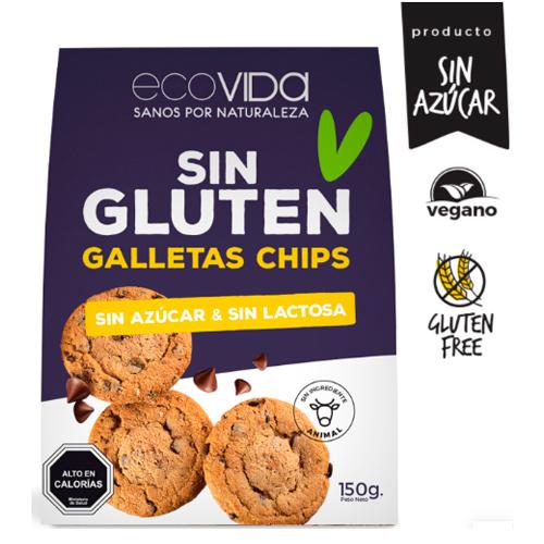 Galletas sin Gluten Chips