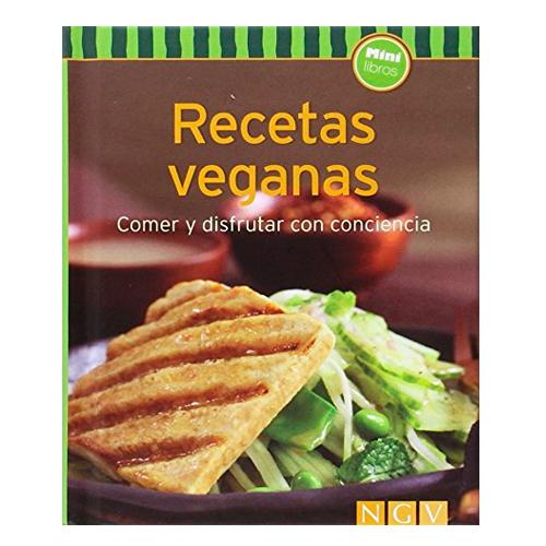 Recetas Veganas Mini Libro