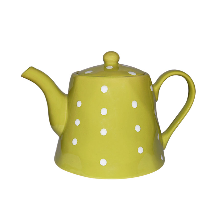Tetera Ceramica 1,2 L Verd