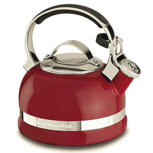 Tetera Roja KitchenAid 2 L