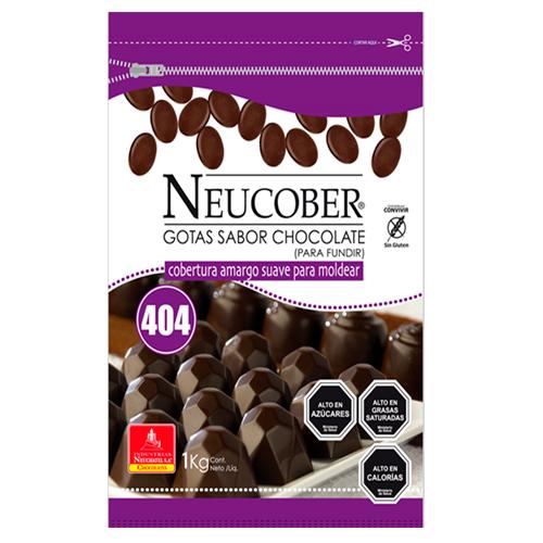 Cobertura Chocolate Amargo