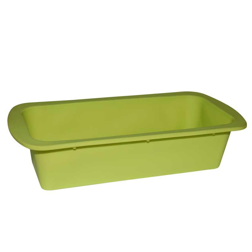 Molde de Silicona Verde