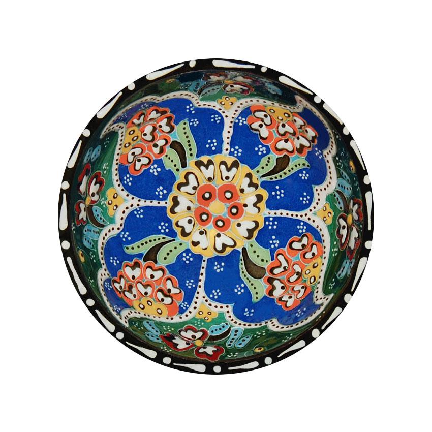 Pocillo Circular Azul Colo