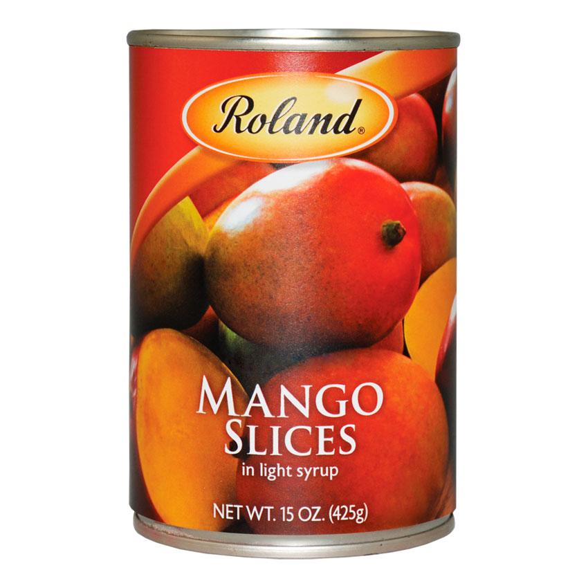 Rebanadas de Mango en Alm�