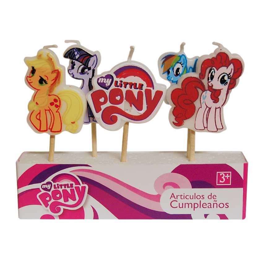 Vela personaje Pony