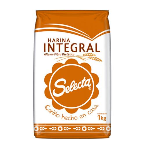 Harina Integral Selecta 1