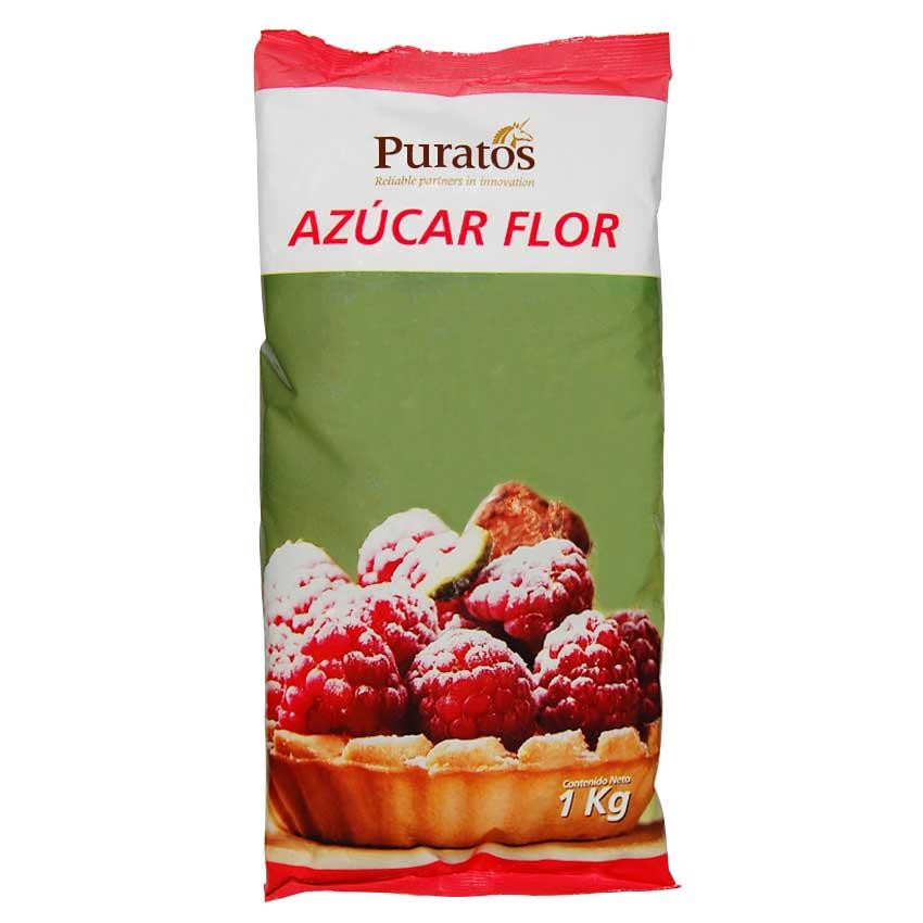 Azúcar Flor Puratos 1 kg.