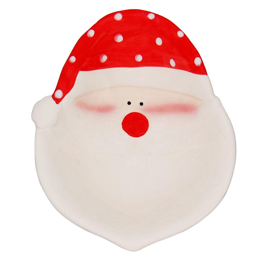 Pocillo rostro Santa